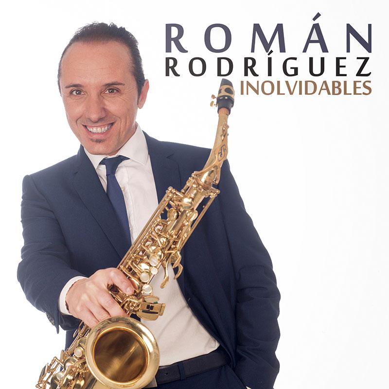 Disco Inolvidables - Román Rodríguez